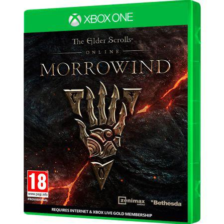 Jogo The Elder Scrolls Online Morrowind Xbox One