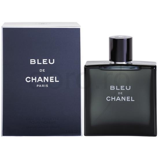 perfume chanel bleu masculino 100 ml na loja pontocom no. Black Bedroom Furniture Sets. Home Design Ideas