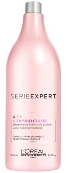 Shampoo L'Oreal Serie Expert A-Ox Vitamino Color - 1.5L