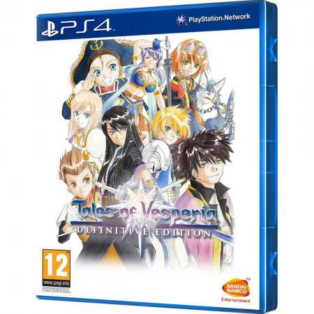 Jogo Tales Of Vesperia Definitive Edition PS4