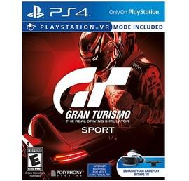 Jogo PS4 Gran Turismo Sport Carton