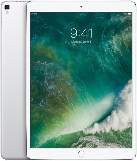 """iPad Pro 512GB Wifi + Cellular Tela 10.5"""" - Prata MPMF2CL (2017)"""