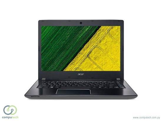 "Notebook Acer E5-475G-58X1 i5-2.5GHZ/ 8GB/ 1TB/ 14""/ W10"