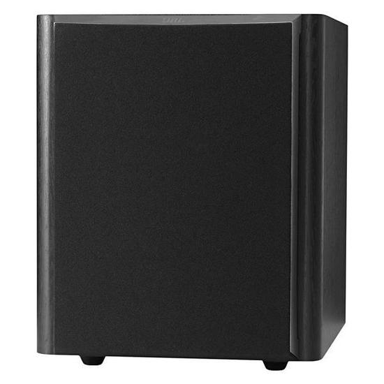 """Caixa de Som Acustica JBL Studio Sub 250P 10"""" Polyplas de 200W RMS/120V - Preta"""