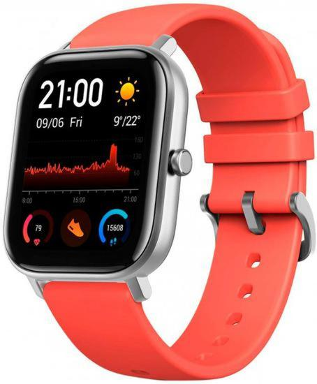 Smartwatch Xiaomi Amazfit GTS A1914 - Vermilion Orange