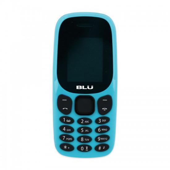 Celular Blu Jenny J050 - 32MB - Dual-Sim - Ciano