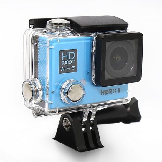 Camera Hero II Goal Pro Azul