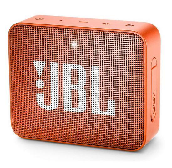 Caixa de Som JBL Go 2 Laranja