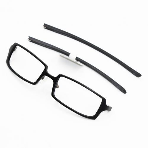 Oculos de Grau Gunnar Anime Onyx Z ANI-00101Z $