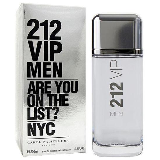 Perfume Carolina Herrera 212 Vip Men Eau de Toilette Masculino 200 ... e74d214f8f