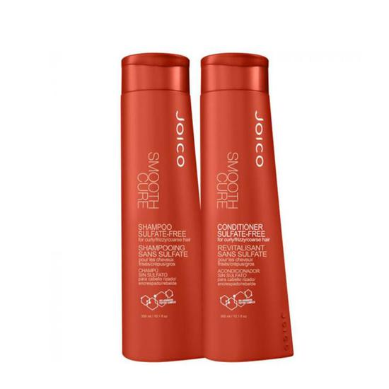 Joico Smooth Cure Sulfate-Free Duo Shampoo & Condicionador 300ML