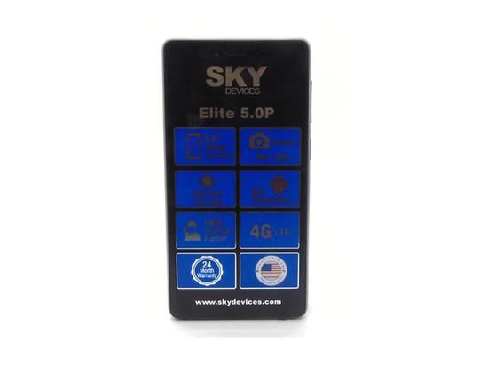Celular SKY Elite 5.0P - 2 Chip - 4G - 8GB - Brasil - Cinza