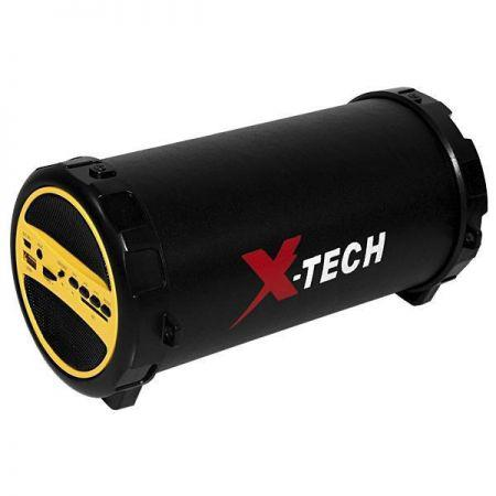 Caixa de Som X-Tech XT-SB577 - Bluetooth - USB - SD - Amarelo