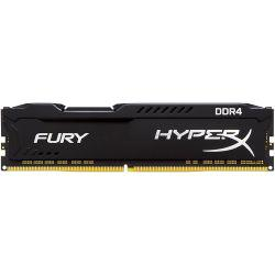 Memória DDR4 16GB 2666MHZ Kingston Hyperx Fury Black
