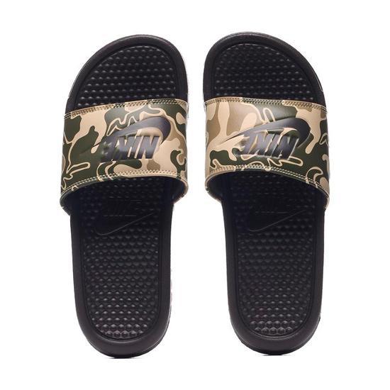 Chinelo Nike Benassi Jdi Print Masculino