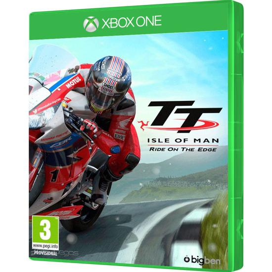 Jogo TT Isle Of Man Ride On The Edge Xbox One