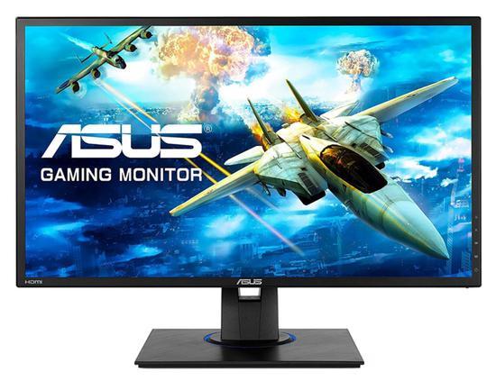 "Monitor Gamer Asus LED 24"" VG245HE Full HD/VGA/HDMI/ Bivolt Preto"