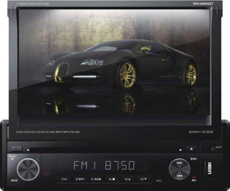 DVD Ca Explosound XNV-9400 7