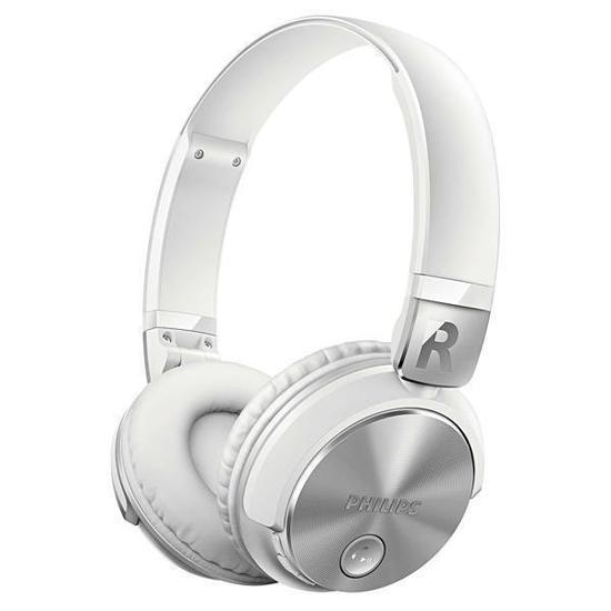 Fones de Ouvido Bluetooth Philips SHB3060 30MW - Branco