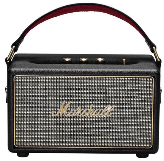 Caixa de Som Marshall Amplification Kilburn 04091189 Bluetooth Preto