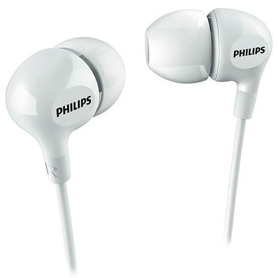 Fone de Ouvido Philips HE3550WT Branco
