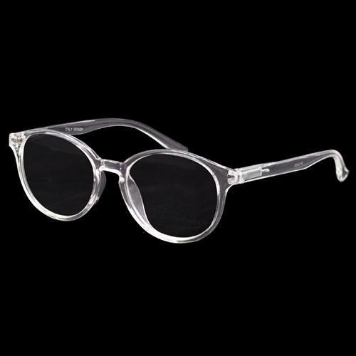 ea384dbf2 Oculos de Grau Italy Design SP54091 Feminino, Acetato, +1.25 - Transparente