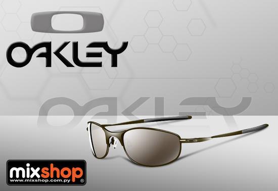 edfe2b406c8fd Oculos Oakley Tightrope Carbon W Tungsten Iridium OO4040-06 na loja ...