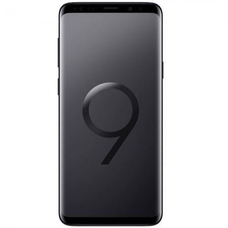 Celular Samsung Galaxy S9 Plus G965F 128GB / 4G Lte / Dual Sim / Tela 6.2EQUOT; / Cameras 12.2MP + 12MP e 8MP - Preto