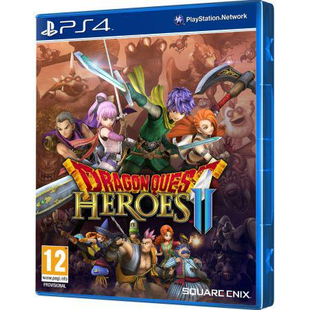 Jogo Dragon Quest Heroes 2 PS4