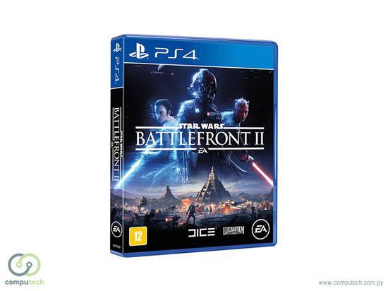 Jogo Battlefront II Star Wars PS4*