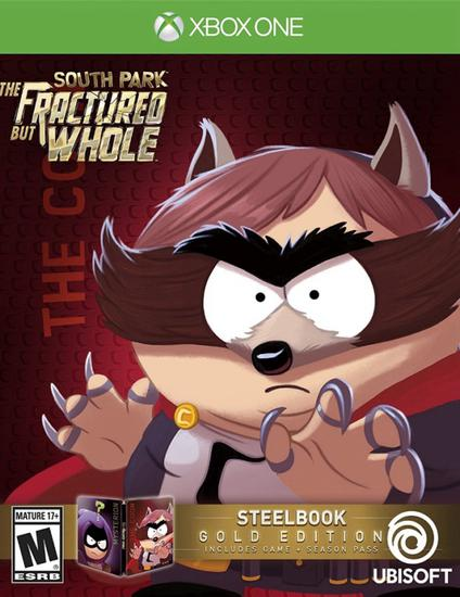 Jogo South Park-The Fractured But Whole Steelbook Gold Edition-Xbox One