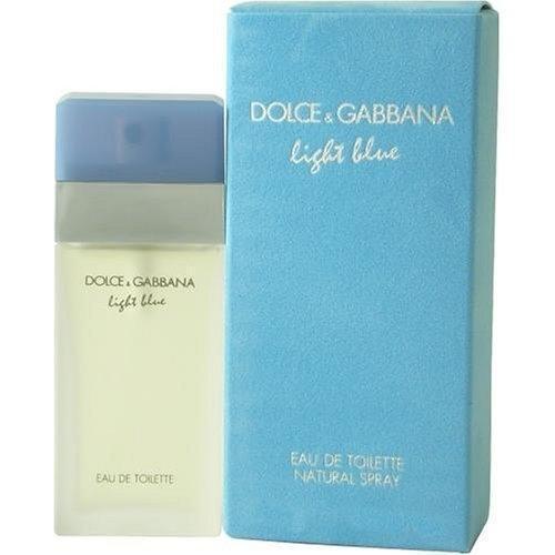 4be4b04771 Perfume Dolce & Gabbana Light Blue Eau de Toilette Feminino 50ML na ...