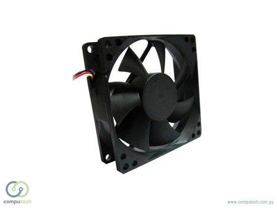 Cooler Exaustor 8X8 p/Gabinete OEM