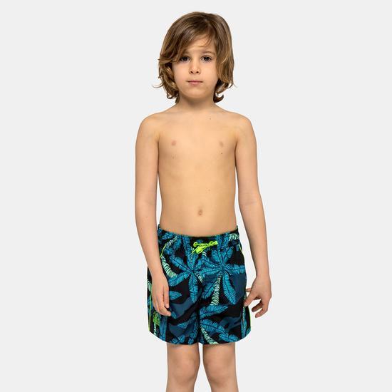 Pantaloncino Mare Corto Vita Elasticata