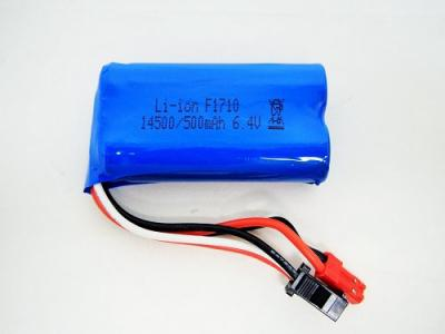 Wltoys Battery 6.4V 500MAH 18401-0914