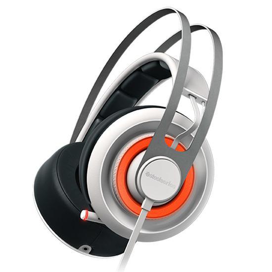 Headset Steelseries Siberia 650 Branco