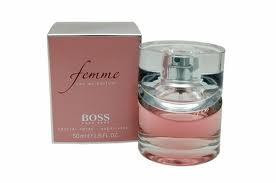 perfume hugo boss femme 50ml edp na loja elegancia company no paraguai. Black Bedroom Furniture Sets. Home Design Ideas