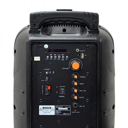 Caixa Amplificada Mox K114B - 12 Polegadas