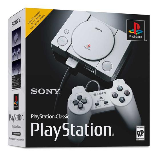 Console Playstation 1 Classic - Psone Mini