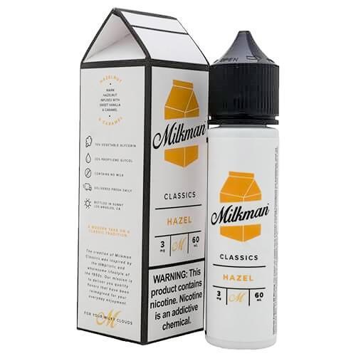 e-Liquido Milkman - Classics Hazel, 03MG, 60ML