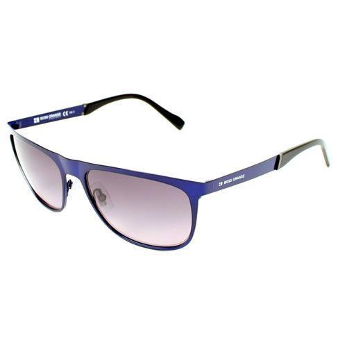 199c2e3a30b2d Oculos de Sol Hugo Boss Orange O 0096 s  240  57EU - Azul na loja ...
