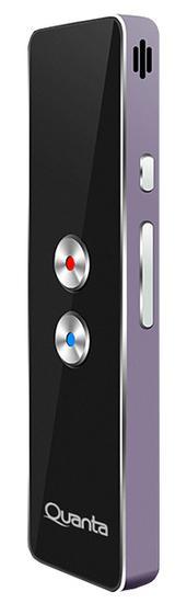Tradutor de Voz Smart Quanta VS200 - 34 Idiomas - Bluetooth