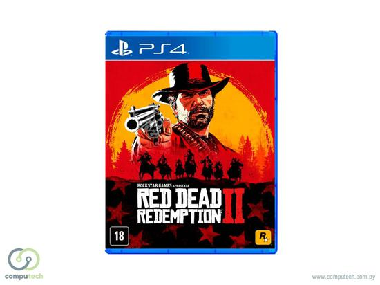 Jogo Red Dead Redemption LL PS4*