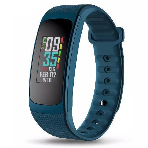 Smartwatch Zeblaze Plug C para Atividades Fisicas, Tela 0.85