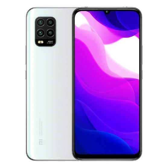 Smartphone Xiaomi Mi 10 Lite 128GB 5G White Global