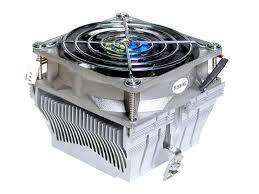 Cooler View Tech AMD Athlon XP 3000+