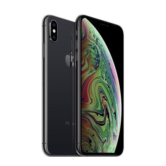 Celular Apple iPhone XS Max A2101 - 64 GB MT502LL/A Cinza Espacial