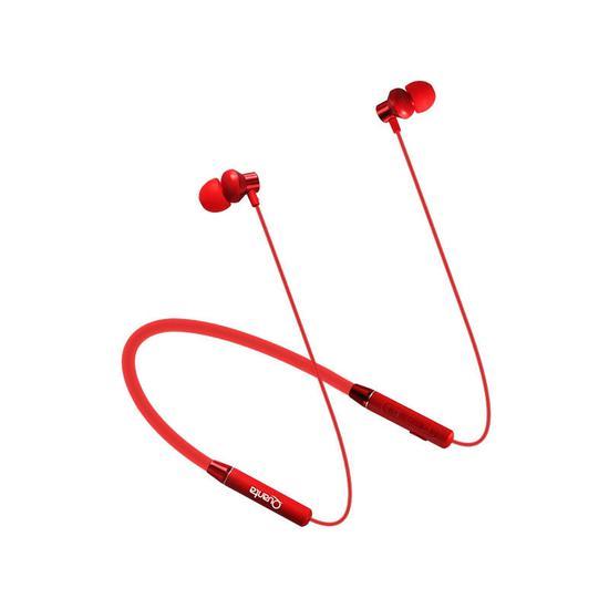 Fone Sem Fio Quanta QTFB20 Bluetooth Vermelho