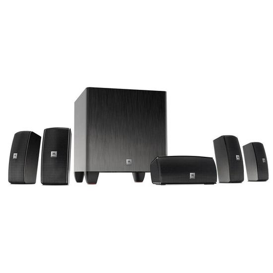 Home Theater JBL Cinema 610 5.1 Preto