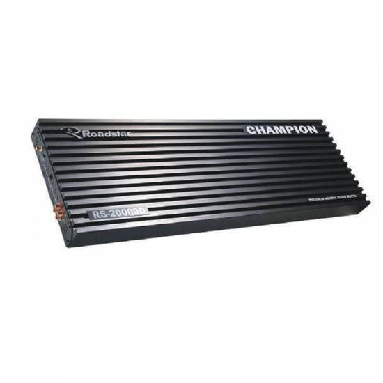 Amplificador Roadstar RS 20000D4CH Digital 20000W